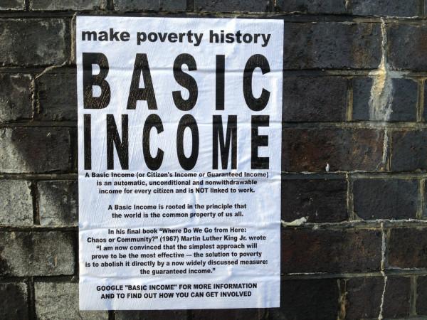 Il miracoloso mondo del reddito universale