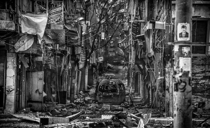 Aleppo, Siria. Foto di Yusuke Suzuki