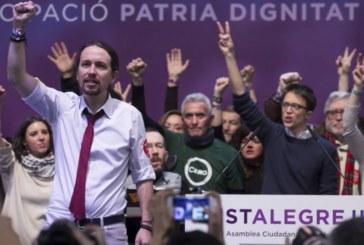 Iglesias vince il congresso, Podemos svolta a sinistra