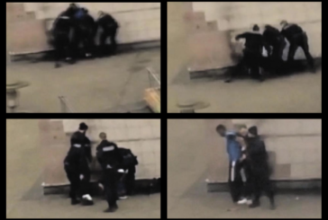 Francia, poliziotti indagati per stupro: ecco le immagini choc