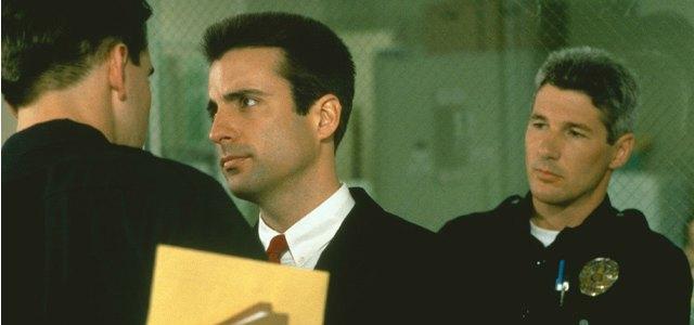 una scena da Affari sporchi, pellicola del 1990 sugli affari interni della polizia di Los Angeles.
