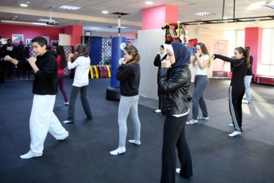 JORDAN-WOMEN-RIGHTS-SPORT-TAEKWONDO