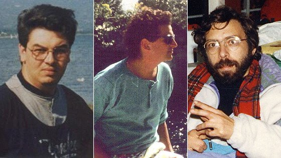 Sergio, Fabio, Guido