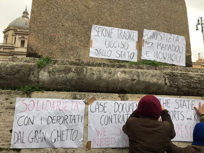 Ghetto di Rignano, dopo le morti, le menzogne