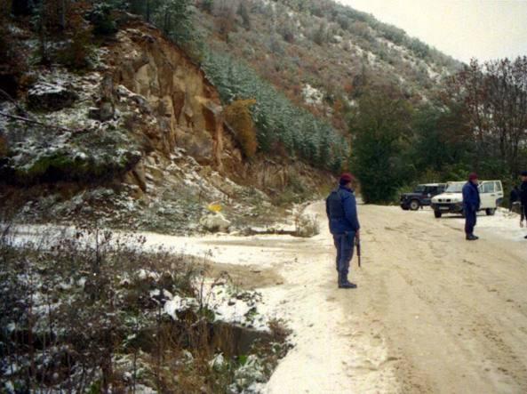 Gornji Vakuf, il luogo della strage