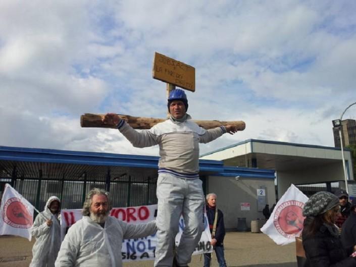 Pomigliano: Marchionne dismette, delocalizza, deporta e se ne va
