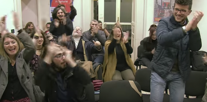 Video: «L'unità della sinistra è una cagata pazzesca! Ce lo spiega Fantozzi»