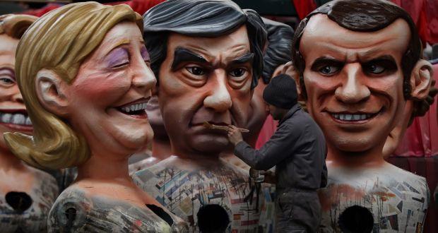 Francia, i sondaggi dicono duello Macron-Le Pen