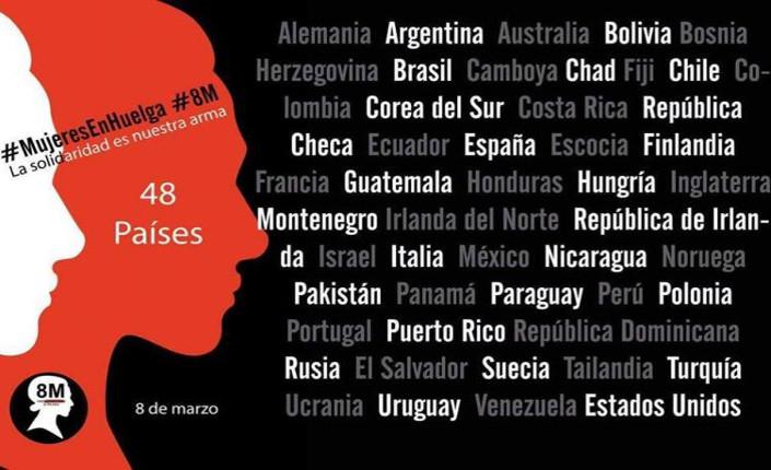 8 marzo 2017, sciopero globale della donne