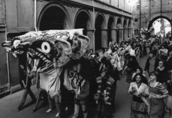 '77, le periferie all'assalto dei centri
