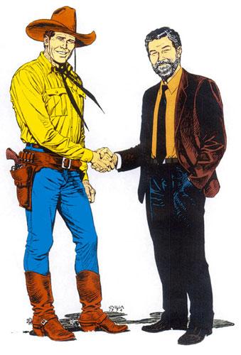 Cofferati, uno dei più famosi sindaci sceriffo