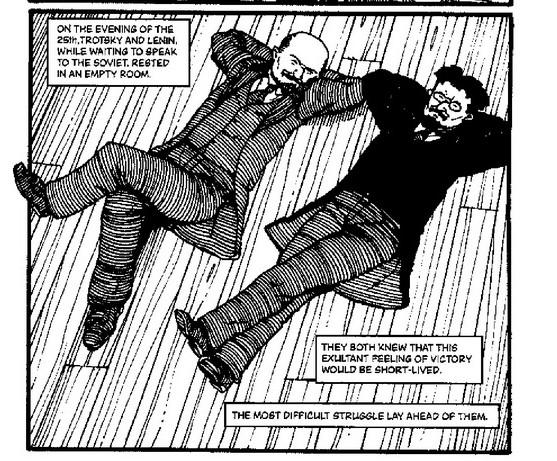 I bolscevichi, un partito che era tutto tranne che monolitico