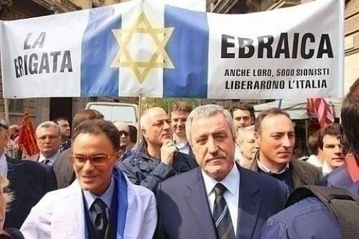 25 aprile, la leggenda della Brigata ebraica