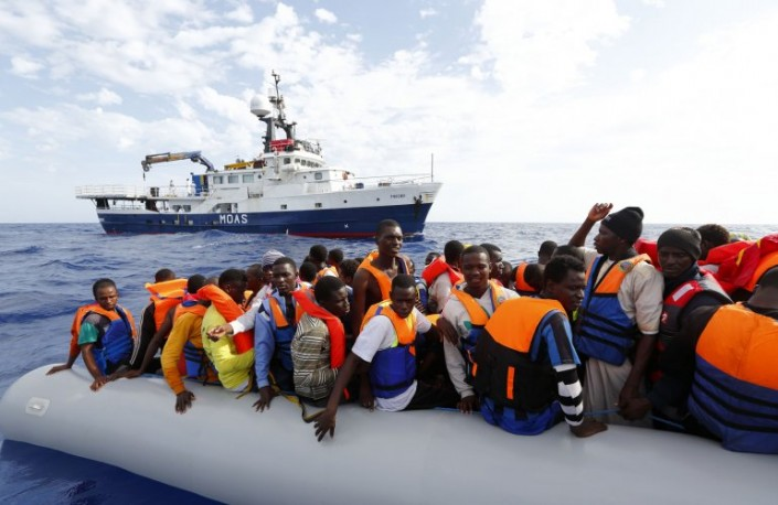 Migranti, senza Ong sarebbe un'ecatombe