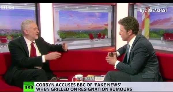 Così le fake news uccidono Corbyn