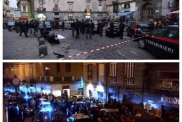Napoli, carabinieri contro un centro sociale. La Camorra ringrazia