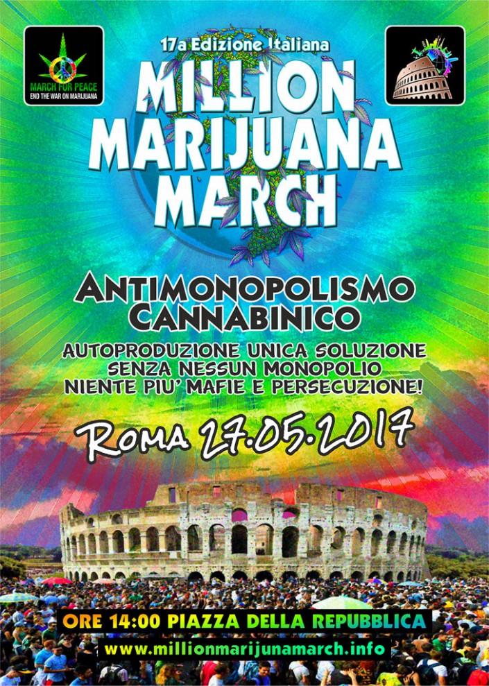 Million-Marijuna-March-2017-Roma-27-Maggio-Manifesto