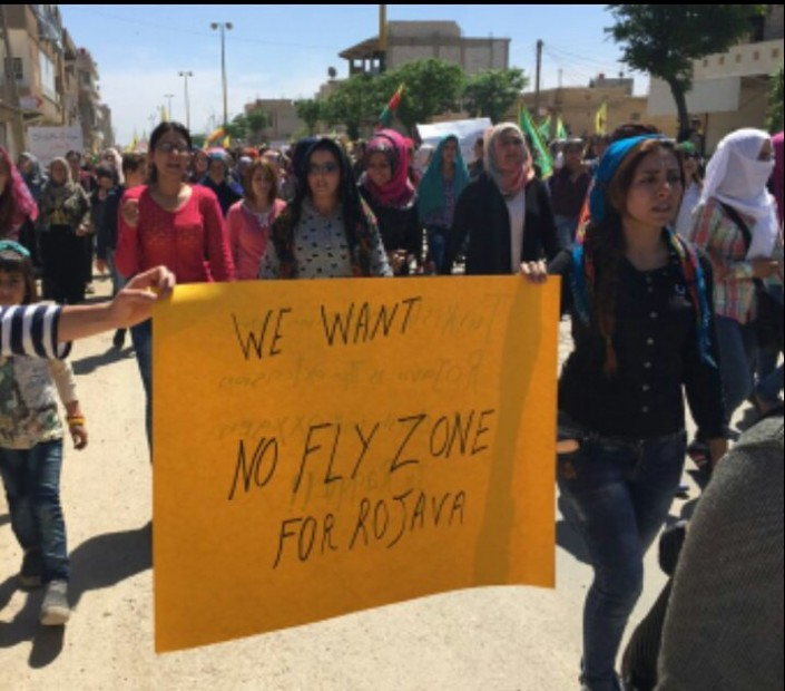 Pyd: «Noi sconfiggiamo l'ISIS ed Erdogan ci bombarda»