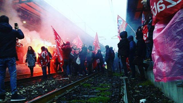 Logistica e trasporti: scioperare insieme, scioperare tutti