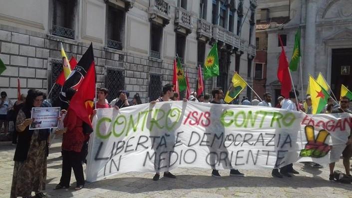 La deputata kurda: «Europa non sia serva di Erdogan!»