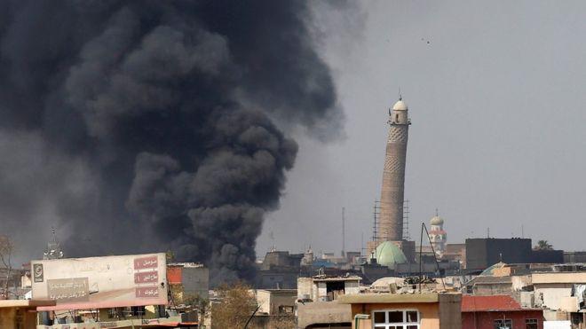 Mosul e Raqqa, penultimo atto