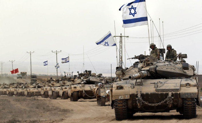 "Gaza. Levy: "" Israele vuole un altro massacro"""