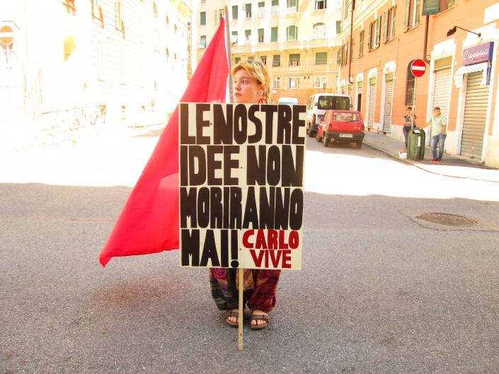 Genova, ti ricordi quel luglio?