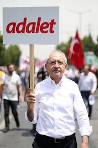 Kemal-Kilicdaroglu Turchia leader CHP