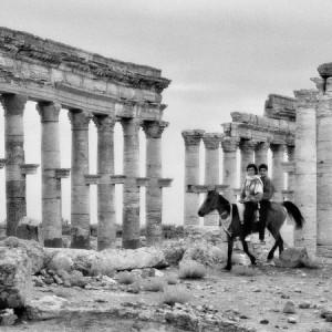 Palmira, 1996 @Elio Ciol