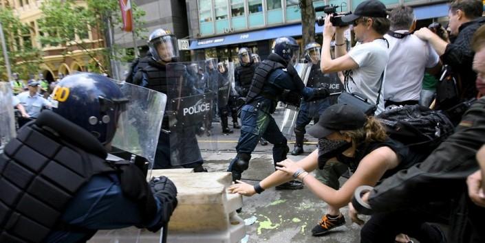 G20, Rete europea, sgomberi: sette giorni di repressione e lotte