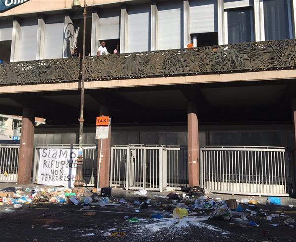 Roma, lo sgombero degli sgomberati