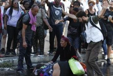 #piazzaindipendenza. La donna ferita: «Violenza gratuita su indifesi»