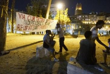 #piazzaindipendenza: il giorno del corteo, la notte della speranza