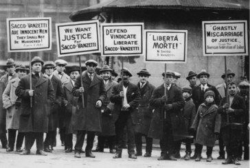 Tresca, Sacco e Vanzetti: vite per la libertà