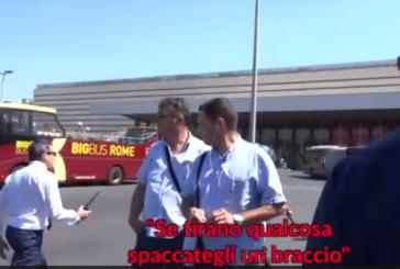 #piazzaindipendenza, il funzionario recidivo: caricò anche Landini