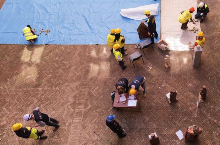 Centro Italia, 70mila scosse e la vita ai margini delle zone rosse