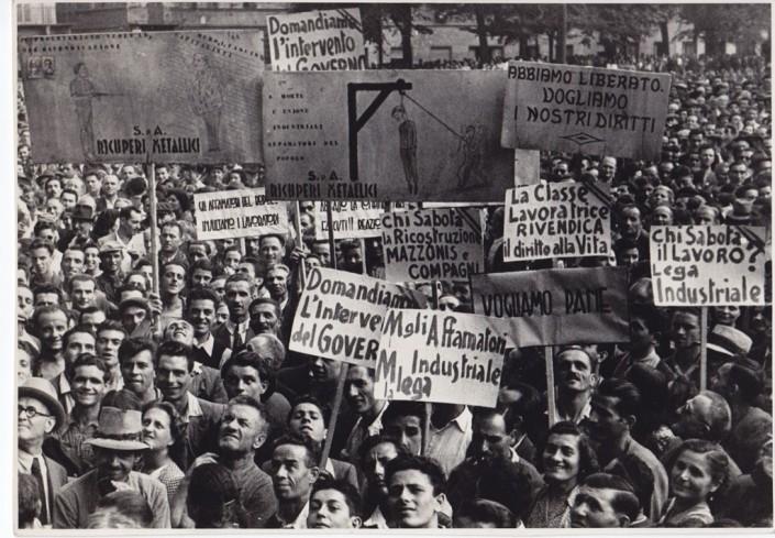 Torino, cento anni fa la rivolta del pane