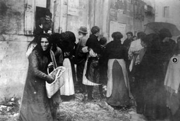 Cent'anni fa a Torino, quando i poveri non facevano la guerra ai poveri