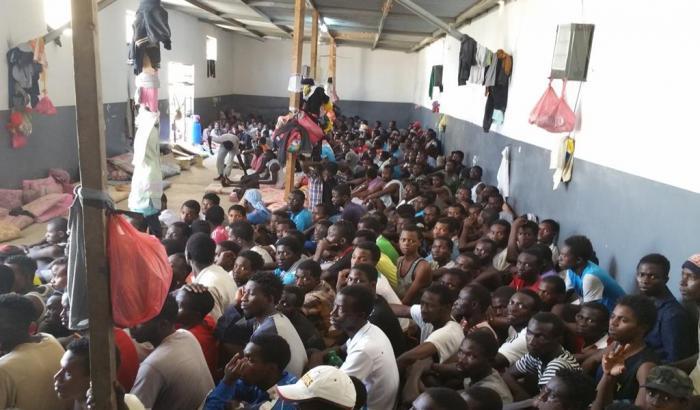 Libia, la banalità del lager