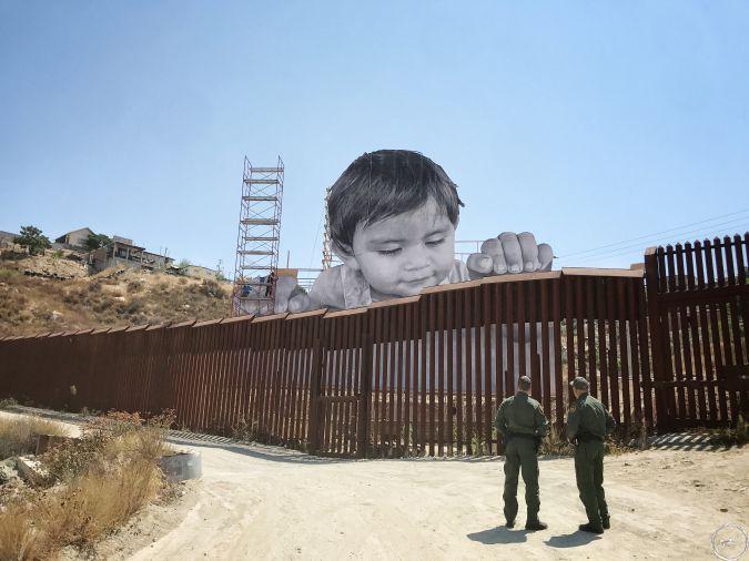 Kikito, quel bimbo tra Mex e Usa