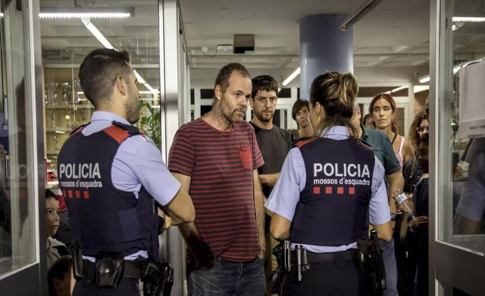 Catalogna: cronaca di un referendum