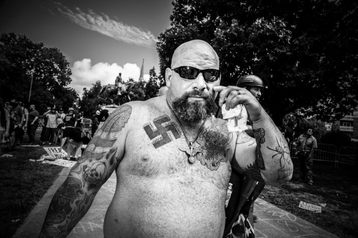 Unite The Right Rally in Charlottesville VA ©-Mark-Peterson_-Festival-Fotografia-Etica