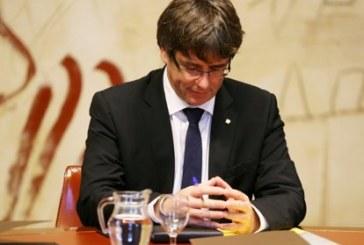 Puigdemont: «Abbiamo il diritto di essere repubblica indipendente»
