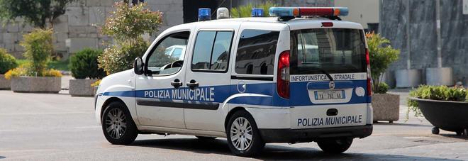 benevento ferragosto 2015 polizia municipale vigili urbani (foto
