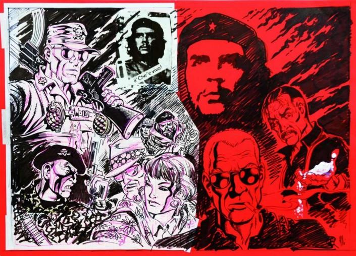 """da Magnus, L'Uomo che uccise Ernesto """"Che"""" Guevara"""