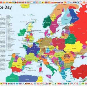 Mappa new Europa