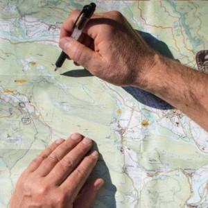 Rumiz traccia le tappe del suo viaggio. In hp prigionieri italiani a Caporetto
