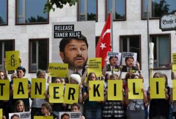 Ancora carcere per Taner Kilic, presidente di Amnesty Turchia