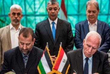 Palestina: Hamas e Fatah al Cairo si riconciliano