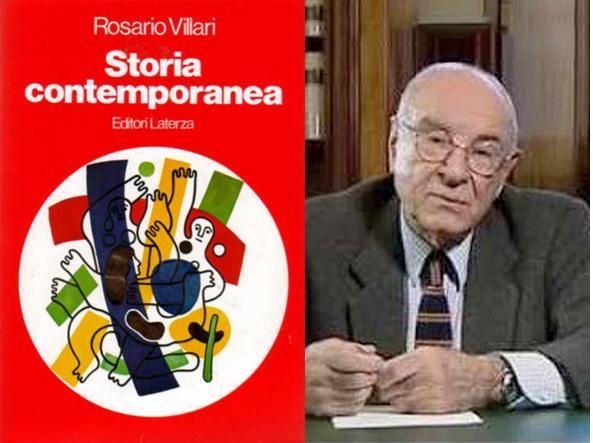 Villari, intellettuale di un mondo scomparso